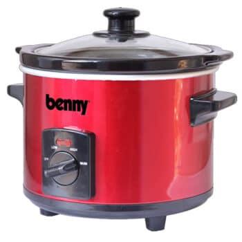 Nồi tiềm nấu cháo chậm Benny BSL-25A