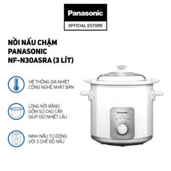 Nồi Nấu Chậm Panasonic 3 Lít NF-N30ASRA