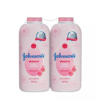 Phấn thơm Johnson's Baby hương hoa