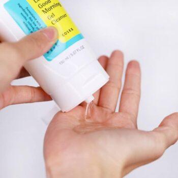 Gel rửa mặt COSRX Low pH Good Morning Gel Cleanser