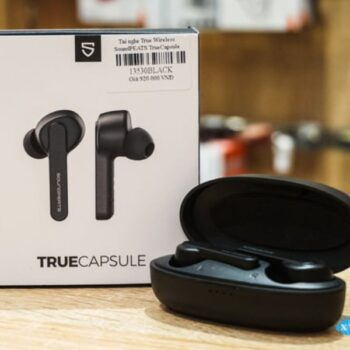 Tai Nghe SOUNDPEATS True Capsule Smart Touch