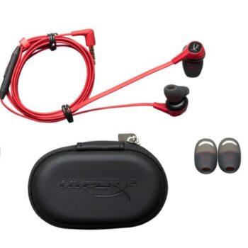 Tai nghe gaming In-ear Kingston HyperX Earbuds