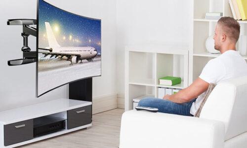 Top 6 tivi màn hình cong tốt nhất 2021