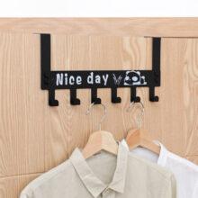 Móc treo quần áo gắn sau cánh cửa tử HOBBY MTGC Nice Day