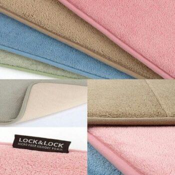 Thảm chùi chân Lock&Lock Memory Foam MAT512