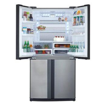 Tủ Lạnh Sharp Inverter 556L SJ-FX631V-SL