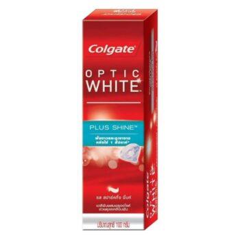 Kem đánh răng Colgate Optic White Plus Shine