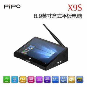 Máy tính tiền màn hình cảm ứng PiPO X10 Pro Win10 Mini PC Smart TV Box