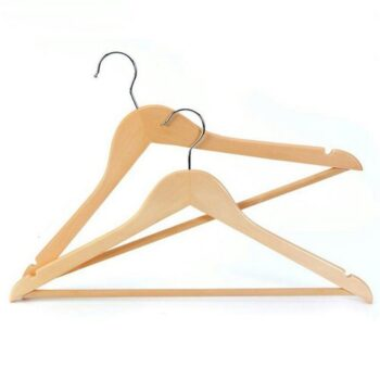 Móc gỗ treo quần áo Vuadecor