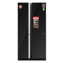 Tủ Lạnh Inverter Sharp SJ-FX688VG-BK