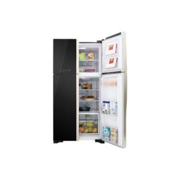 Tủ lạnh Hitachi Inverter R-FW650PGV8-GBK