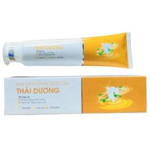 Kem đánh răng dược liệu Thái Dương