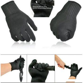 Găng tay chống cắt đứt làm vườn