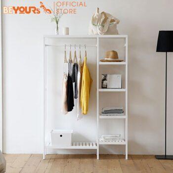 Móc gỗ treo quần áo nội thất kiểu Hàn BEYOURs