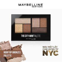 Bảng Phấn Mắt Maybelline New York 6 Màu The City Mini Palette