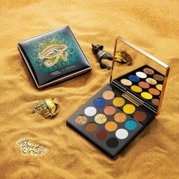 Bảng Phấn Mắt Zeesea 16 Màu Phong Cách Ai Cập