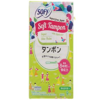 Băng Vệ Sinh Diana Sofy Soft Tampon
