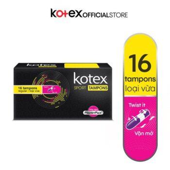Băng vệ sinh Kotex Sport Tampons