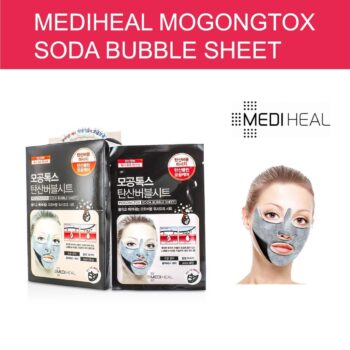 Mặt nạ sủi bọt Mediheal Mogongtox Soda Bubble Sheet