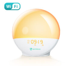 Đồng hồ báo thức HeimVision Sunrise A80S