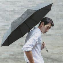 Dù Gấp Gọn Chống Tia UV / Chống Gió / Chống Mưa Xiaomi 90fun