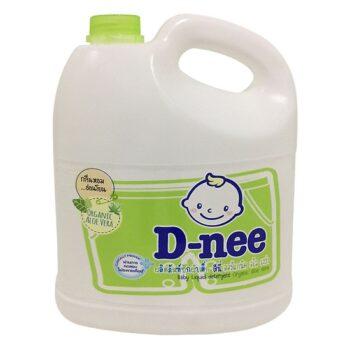 Dung Dịch Xả Quần Áo Cho Bé D-nee