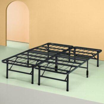 Giường sắt xếp thông minh Zinus Smart Base