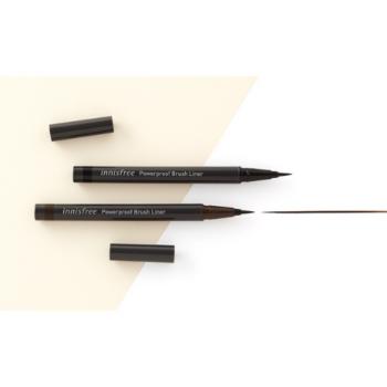 Bút kẻ mắt nước innisfree Powerproof Brush Liner