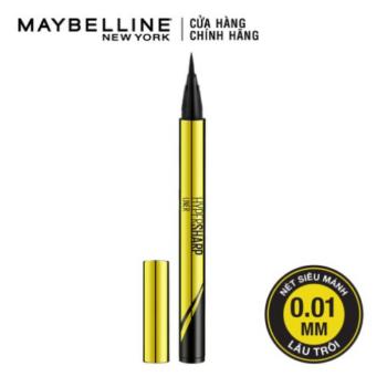 Bút kẻ mắt nước Maybelline New York Hyper Sharp Liner