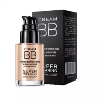 Kem Nền Trang Điểm Mịn Da BB Cream Super Wearing