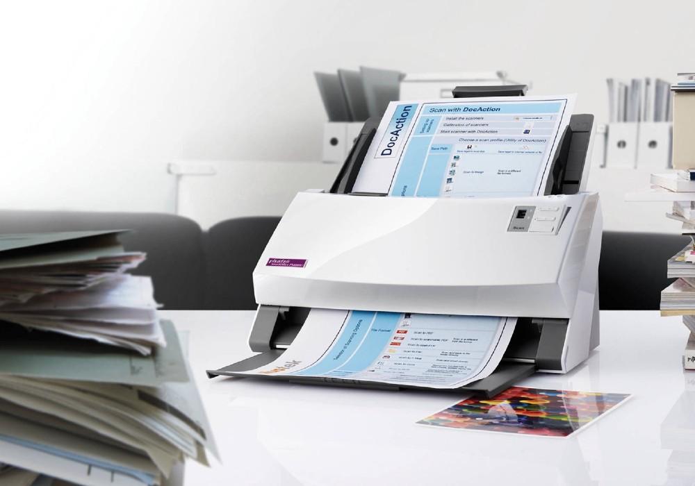 máy scan văn phòng