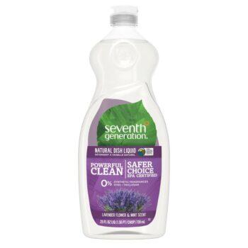 Nước rửa chén Seventh General Lavender and Mint