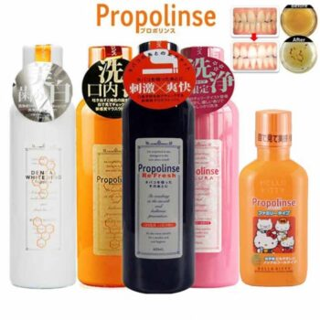 Nước súc miệng Propolinse Nhật Bản