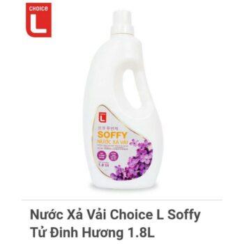 Nước Xả Vải Choice L Only Price Hương Hoa Hồng