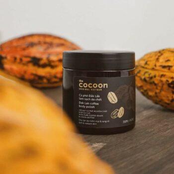 Tẩy Da Chết Cà phê Đăk Lăk Cocoon