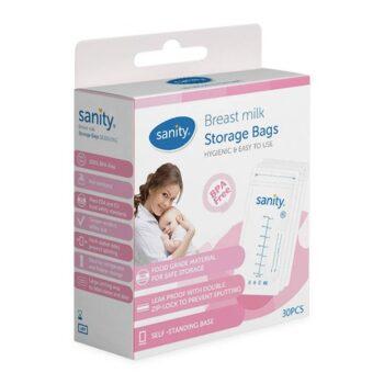 Túi trữ sữa Sanity