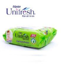 Khăn Ướt Unifresh Aloevera 80M