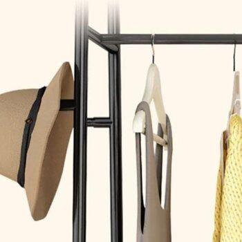 Giá kệ treo quần áo chữ A BASIC