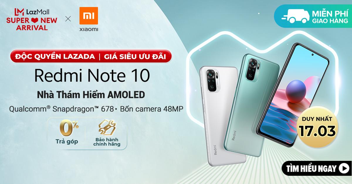 """Xiaomi Redmi Note 10 giá chưa tới 5 triệu, có thật sự """"hot"""" như lời đồn? - 1"""