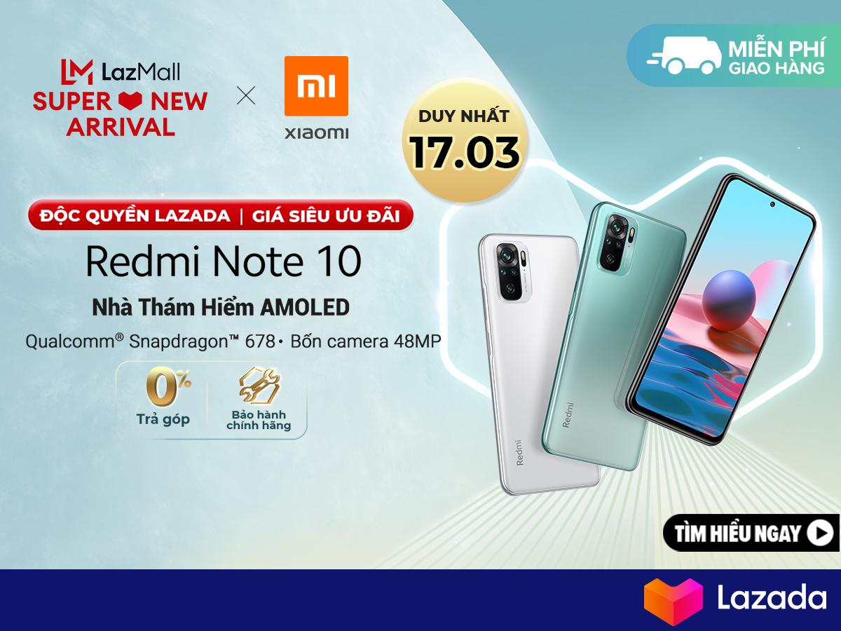 """Xiaomi Redmi Note 10 giá chưa tới 5 triệu, có thật sự """"hot"""" như lời đồn? - 2"""