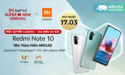 """Xiaomi Redmi Note 10 giá chưa tới 5 triệu, có thật sự """"hot"""" như lời đồn?"""
