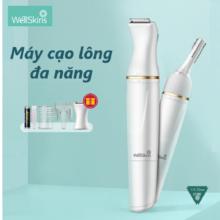 Máy cạo lông đa năng Xiaomi Youpin Wéllskins Electric có đầu xoay 30 độ