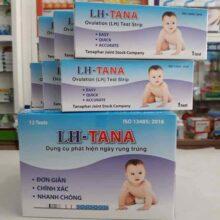 Combo 6 que thử rụng trứng LH-Tana