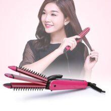 Lược điện tạo kiểu tóc 3 in 1 HNC-8890