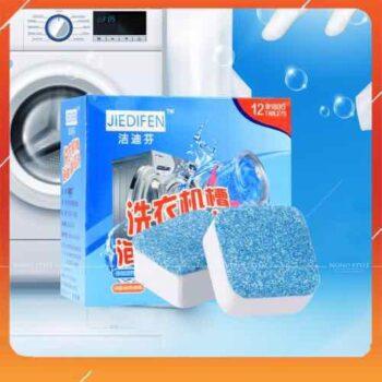 Viên tẩy máy giặt Jiedifen nội địa trung