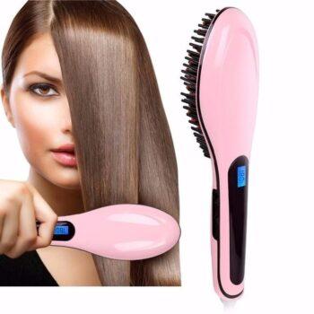 Lược điện chải thẳng tóc Massage da đầu HQT906