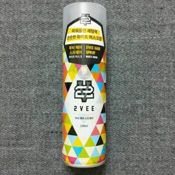 Gôm xịt tóc 2VEE Spray
