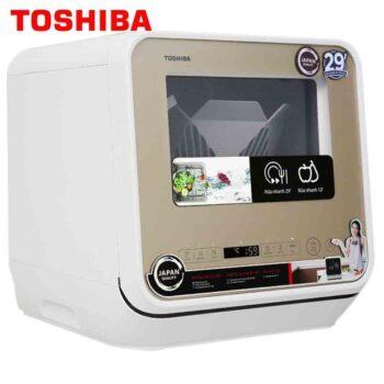 Máy rửa chén Toshiba DWS-22AVN(N)