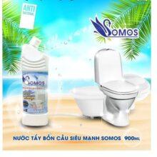 Nước tẩy bồn cầu Somos