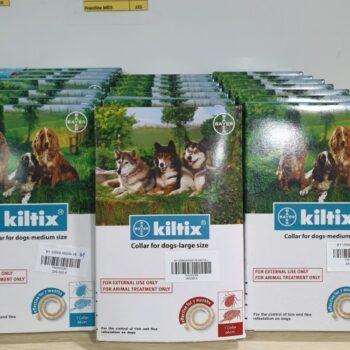 Vòng cổ trị ve rận KILTIX cho chó
